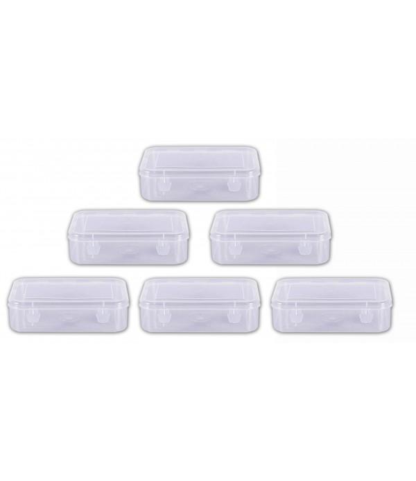 Plastic Boxes For Medium Storage Set Of ...