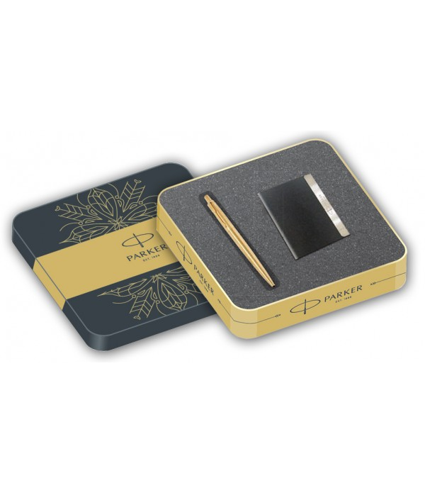 Parker Jotter Gold GT Pen with Gift Box ...