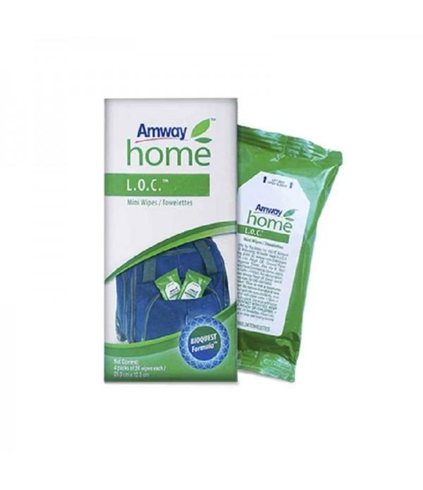 Amway™ Home L.O.C. Mini Wipes / Towele...