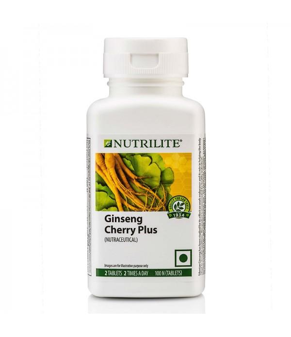NUTRILITE® Ginseng Cherry Plus