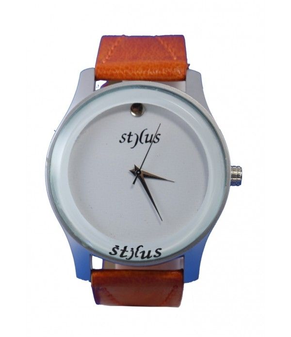 Men's Metal STHUS Dial Watch