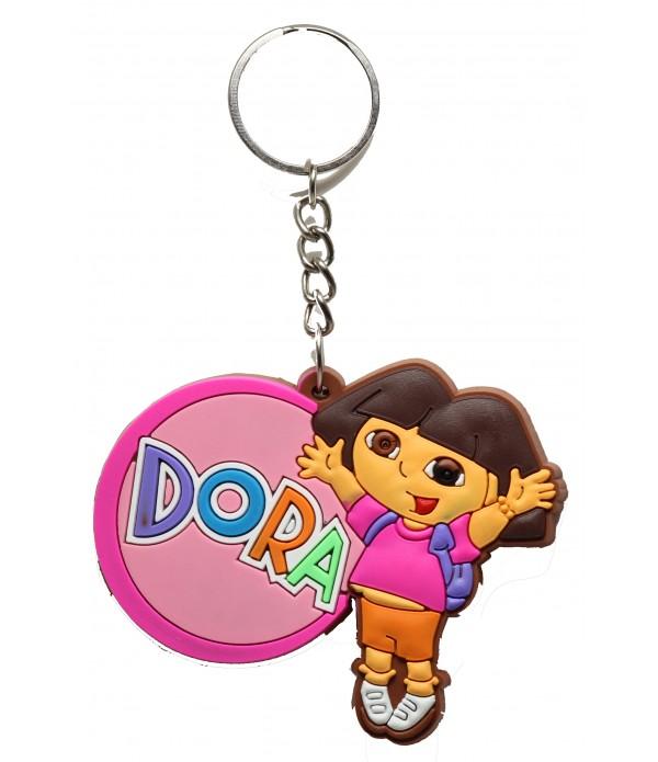 Dora Cartoon Keychain