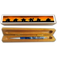 Parker Vector Special Edition Indian Army Pen Ball Pen with Wooden Pen Box