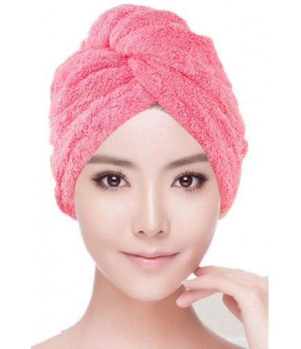 Dry Hair Warp Soft Towel For Women