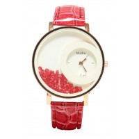 Analogue White Dial Women's Watch