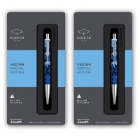 Parker Vector Special Edition Indian Army Pen Ball Pen (Pack of 2)