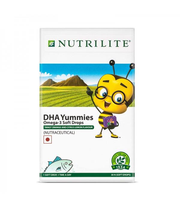 NUTRILITE® DHA Yummies Omega-3 Soft Dro...