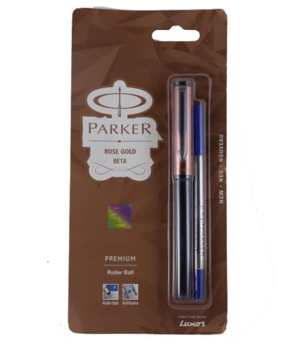 Parker Beta Premium Roller Ball Pen Rose...