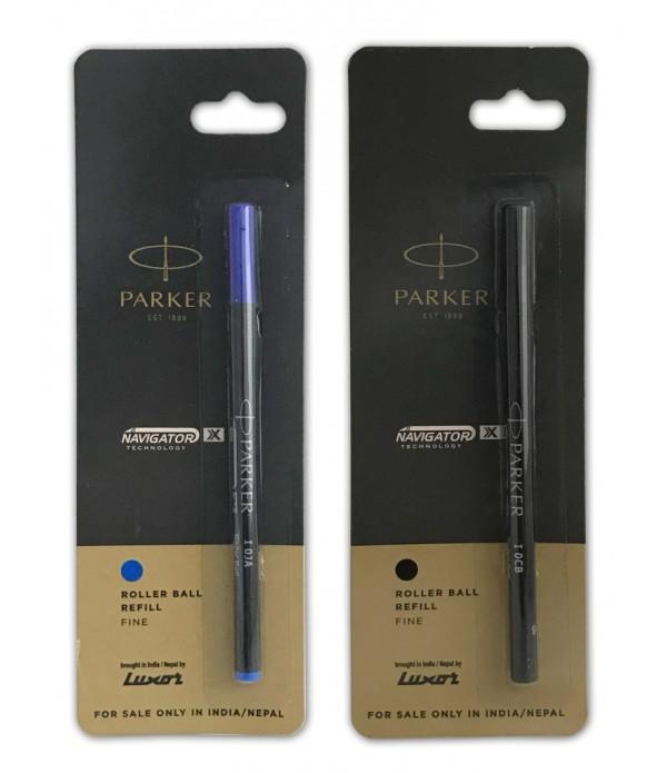Parker Navigator X Refill Blue and Black...
