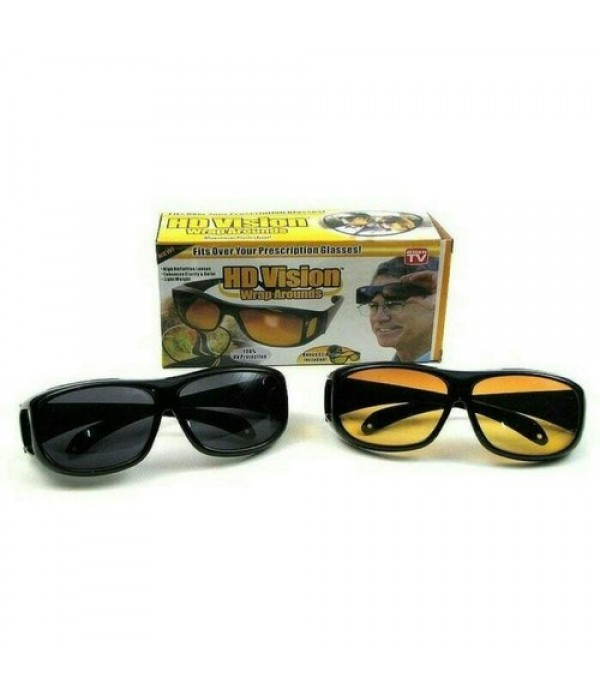 Day & Night Hd Vision Goggles Pair