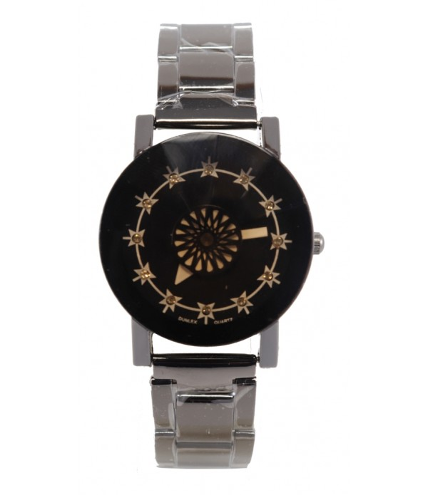 Watches Analogue Black Dial Women's Watc...