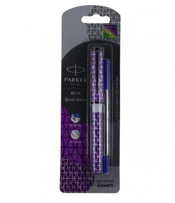 Parker Beta Roller Ball Pen Trinity-03 R...