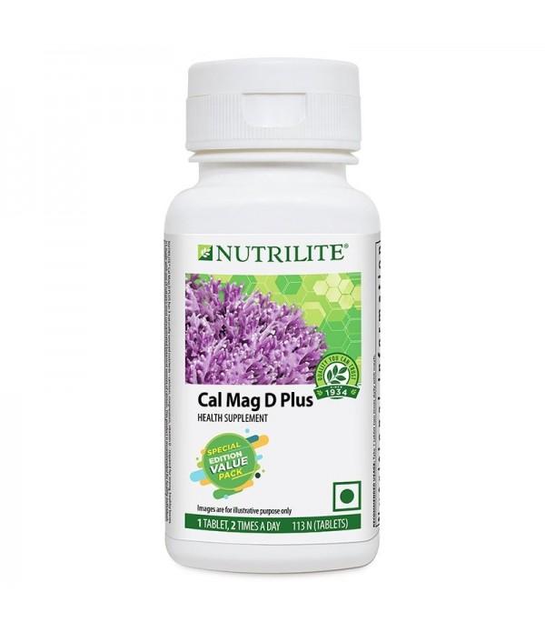 NUTRILITE® Cal Mag D Plus Value Pack