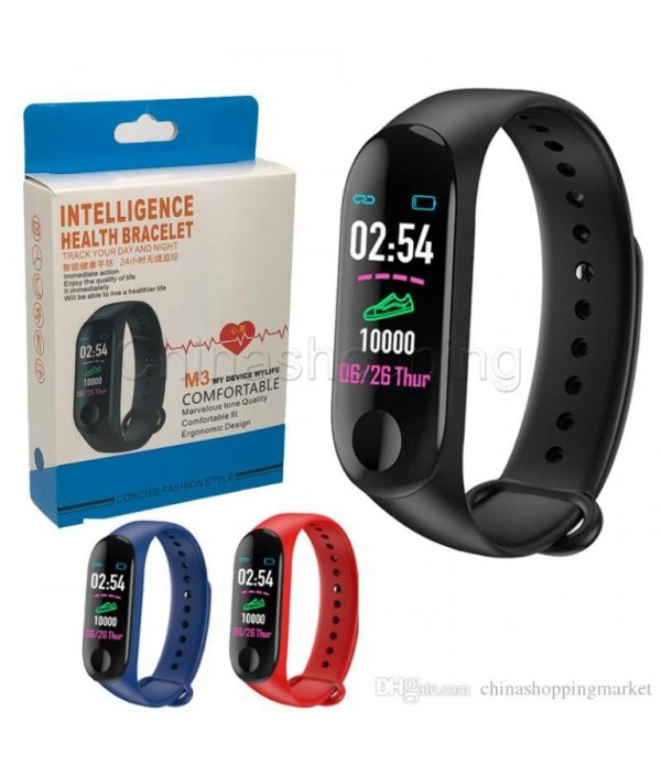 M3 My Device My Life Smart Bracelet Spor...