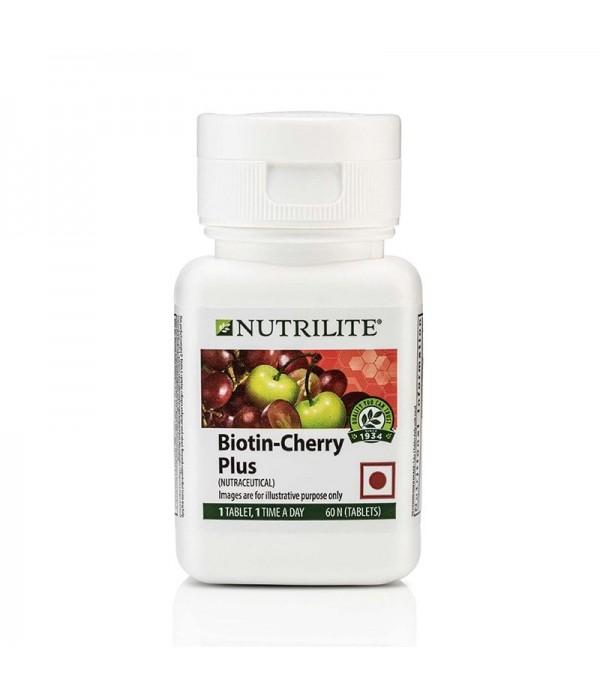 NUTRILITE® Biotin - Cherry Plus