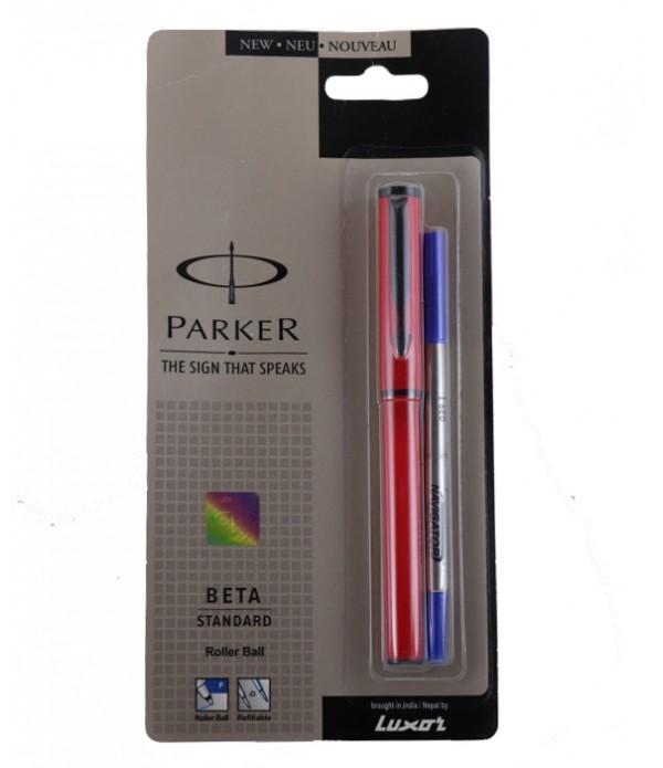 Parker Beta Standard Roller Ball Pen (Bo...
